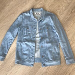 ACNE Studios lightweight denim jacket S